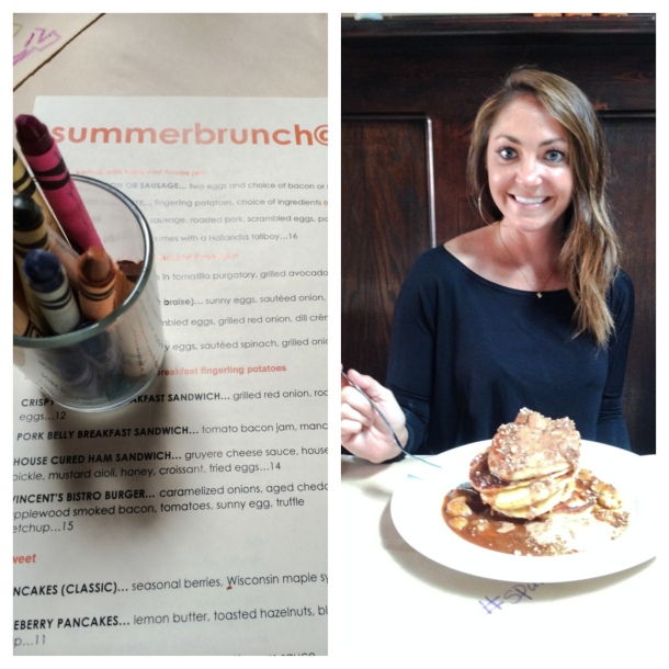 Chicago Brunch Collage