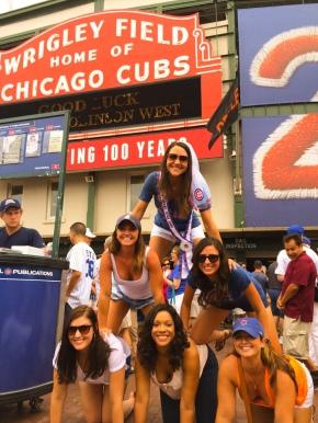 CHICago: Ladies Weekend