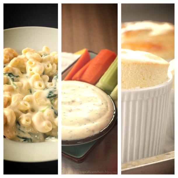 greek yogurt foods