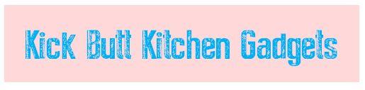 Kitchen Gadgets Header
