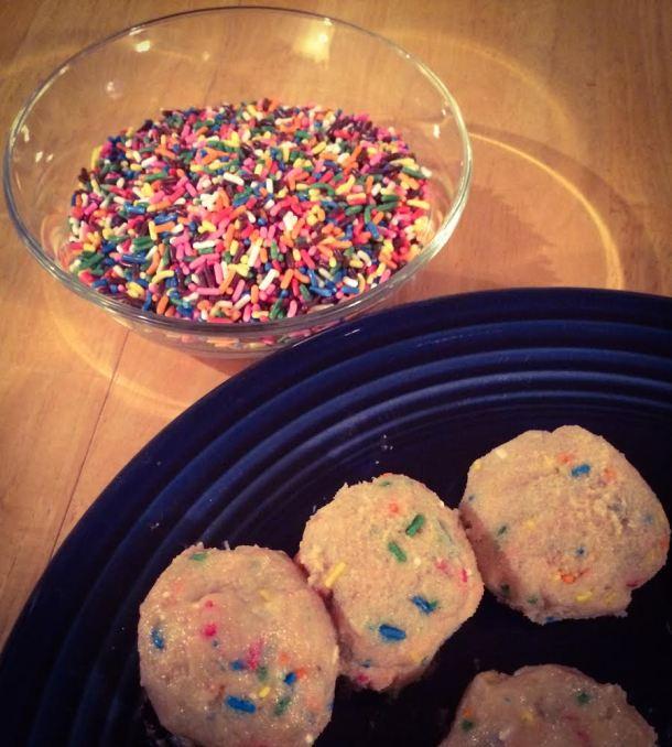 Funfetti Cookies 2