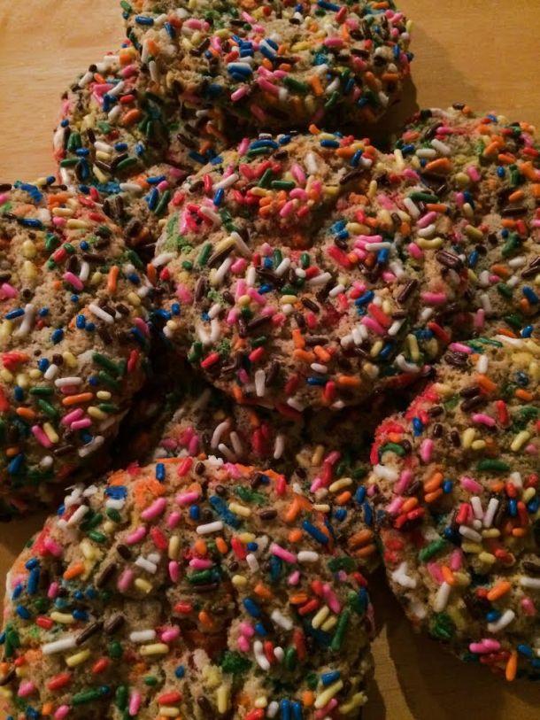 Funfetti Cookies 6